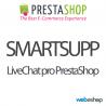Smartsupp - implementace PrestaShop