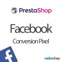 Facebook Pixel konverze - PrestaShop