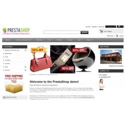 Instalace a nastavení PrestaShop 1.5