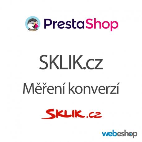 Sklik.cz - Měření konverzí - PrestaShop