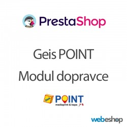 Geis Point - Modul dopravce - PrestaShop