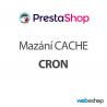 Mazání cache pomocí CRON úlohy - PrestaShop