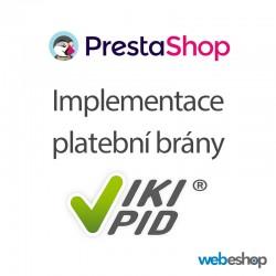 Instalace garanční platební brány VIKIPID